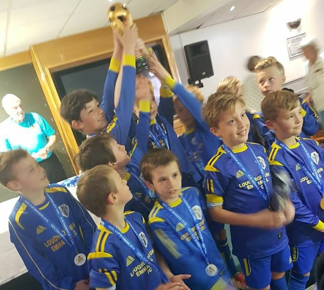 u9s Cup winners 2018