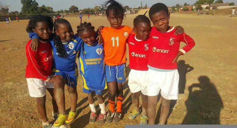 Zambia kit